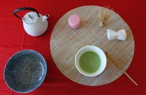 Cha no Yu おもてなしテーブル茶道